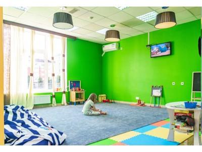 Квартал Русский дом Бархатные сезоны Сочи| детская комната