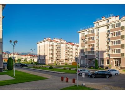 Квартал Русский дом Бархатные сезоны Сочи| территория, внешний вид