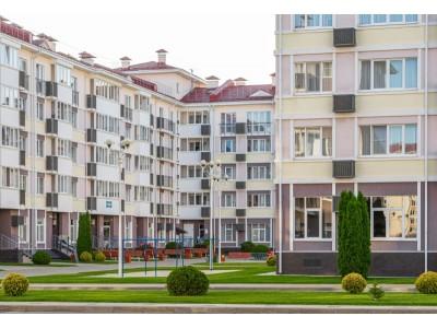 Квартал Русский дом Бархатные сезоны Сочи  территория, внешний вид