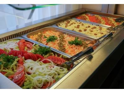 Квартал Русский дом Бархатные сезоны Сочи  питание - шведский стол