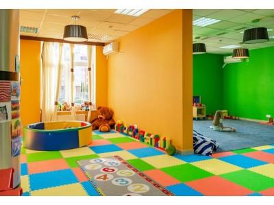 Квартал Русский дом Бархатные сезоны Сочи  детская комната