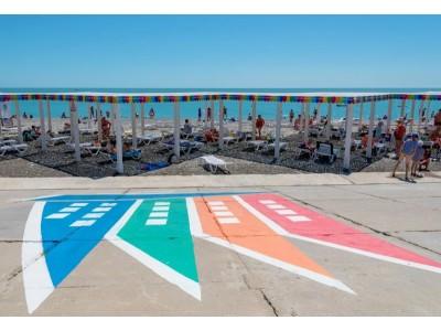 Квартал Русский дом Бархатные сезоны Сочи  собственный пляж
