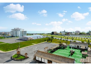 Город-отель Бархатные сезоны. «Екатерининский квартал»